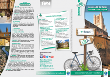 La Vallée du Tarn : Albi – Saint-Sulpice