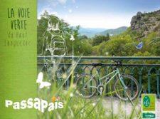 La voie verte du Haut Languedoc