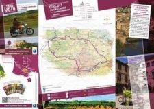 Circuit Moto du Gaillacois entre bastides médiévales et vignoble