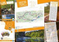 Circuit Moto des Monts de Lacaune entre lacs et montagne