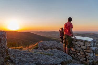 Point de vue Pic de Montalet