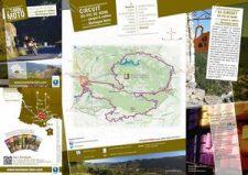 Circuit Moto du Pic de Nore entre gorges et vallées de la Montagne Noire