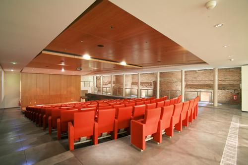 Nouvel auditorium du musée Toulouse-Lautrec