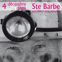 Ste Barbe au Musée-mine départemental de Cagnac les Mines