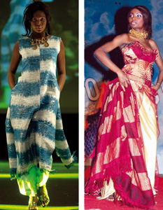 Défilé Afrik\'Mode