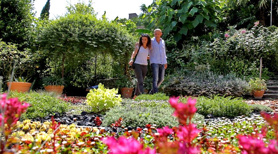 flaner jardin