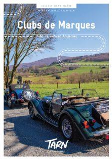 Catalogue Club de Voitures Anciennes