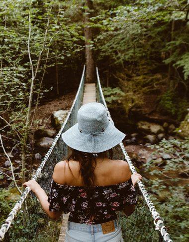Escapade aux cascades