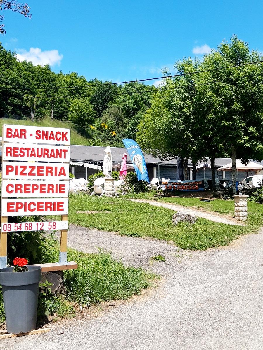Restaurant Le Laouzas