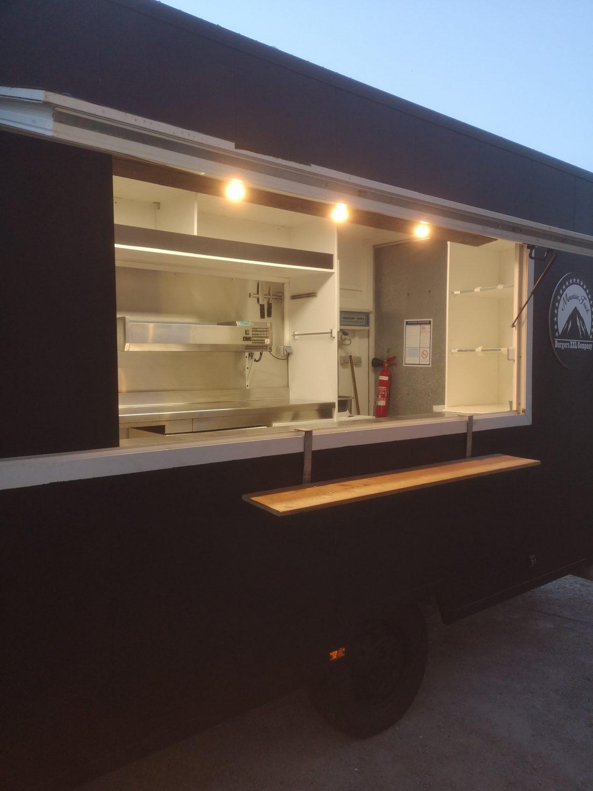 Mountain Truck – Rieumontagné (au camping les Fées du lac)