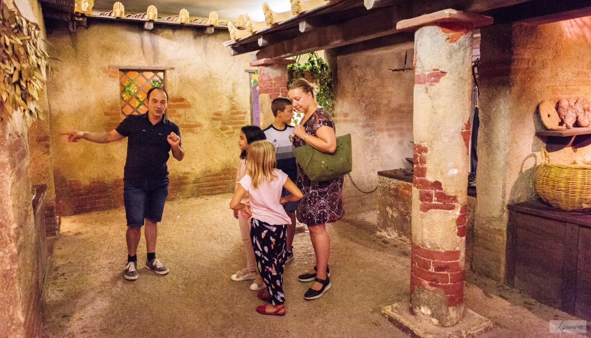 Atelier enfants «Visite contée»