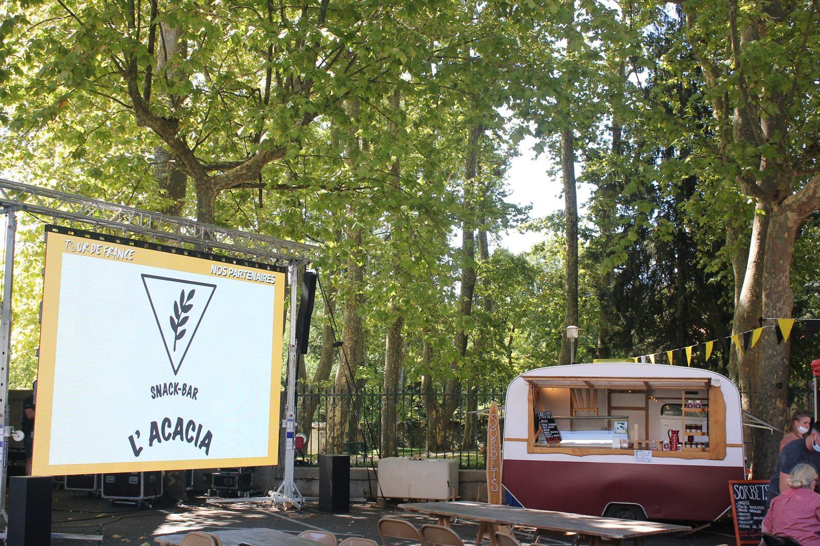 Snack-bar L'acacia