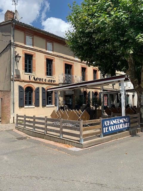Restaurant L'Aérogare