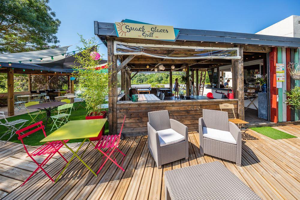 Restaurant «Le Soleil des Bastides»