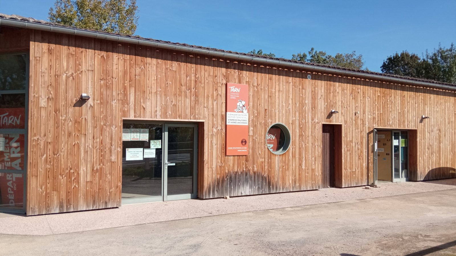 Conservatoire Départemental d'Espèces Fruitières et Vignes Anciennes