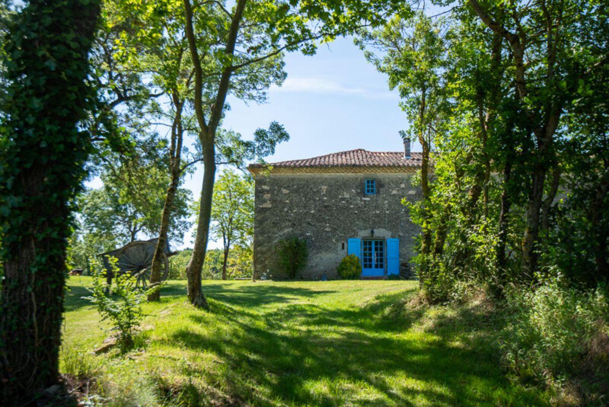 La Maison Pastel – Château de Malvignol