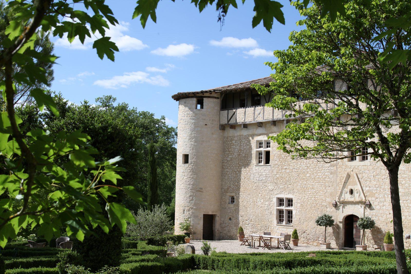Château de Mayragues – Chambre d'hôte