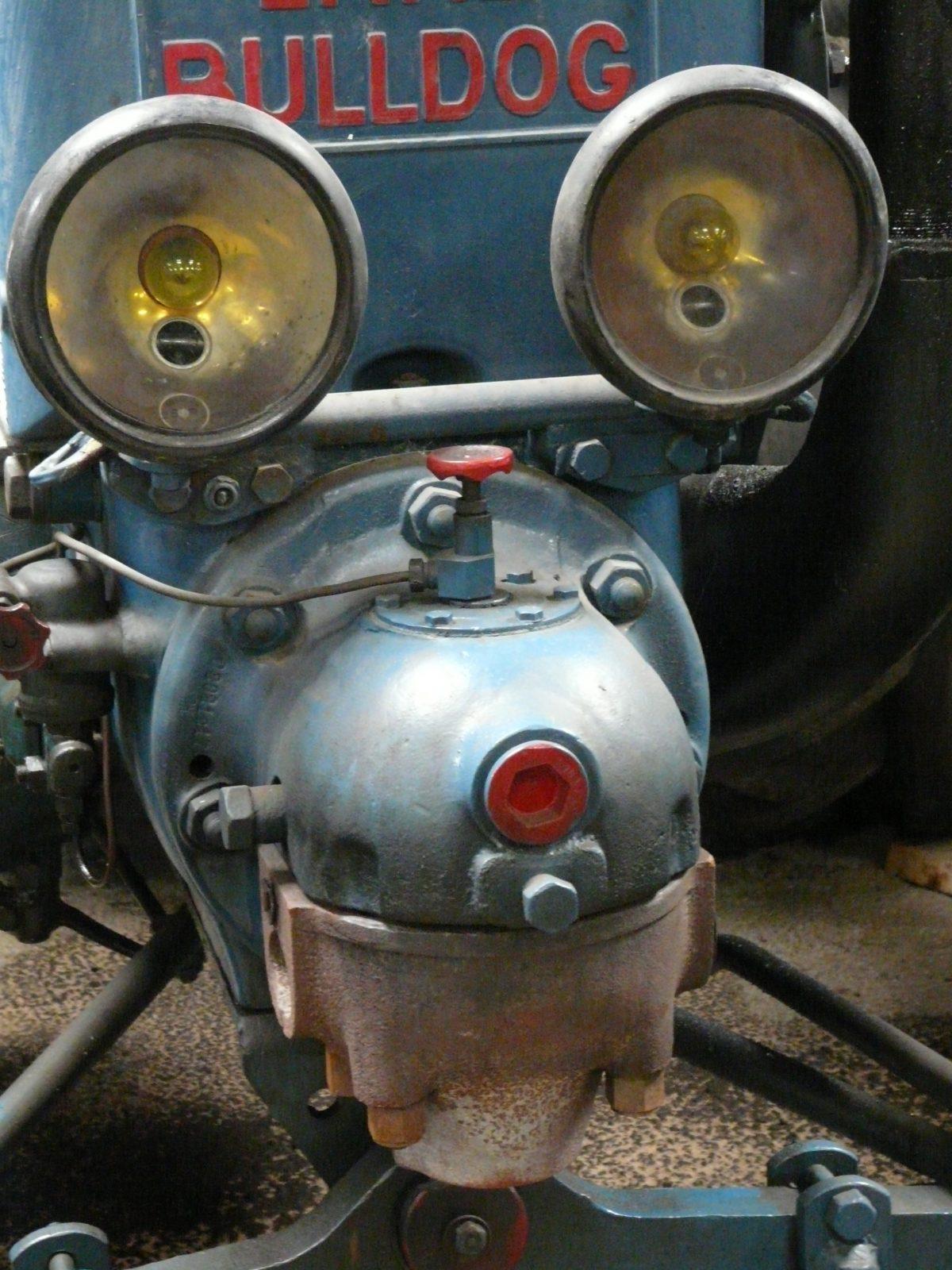 Musée des tracteurs et des battages