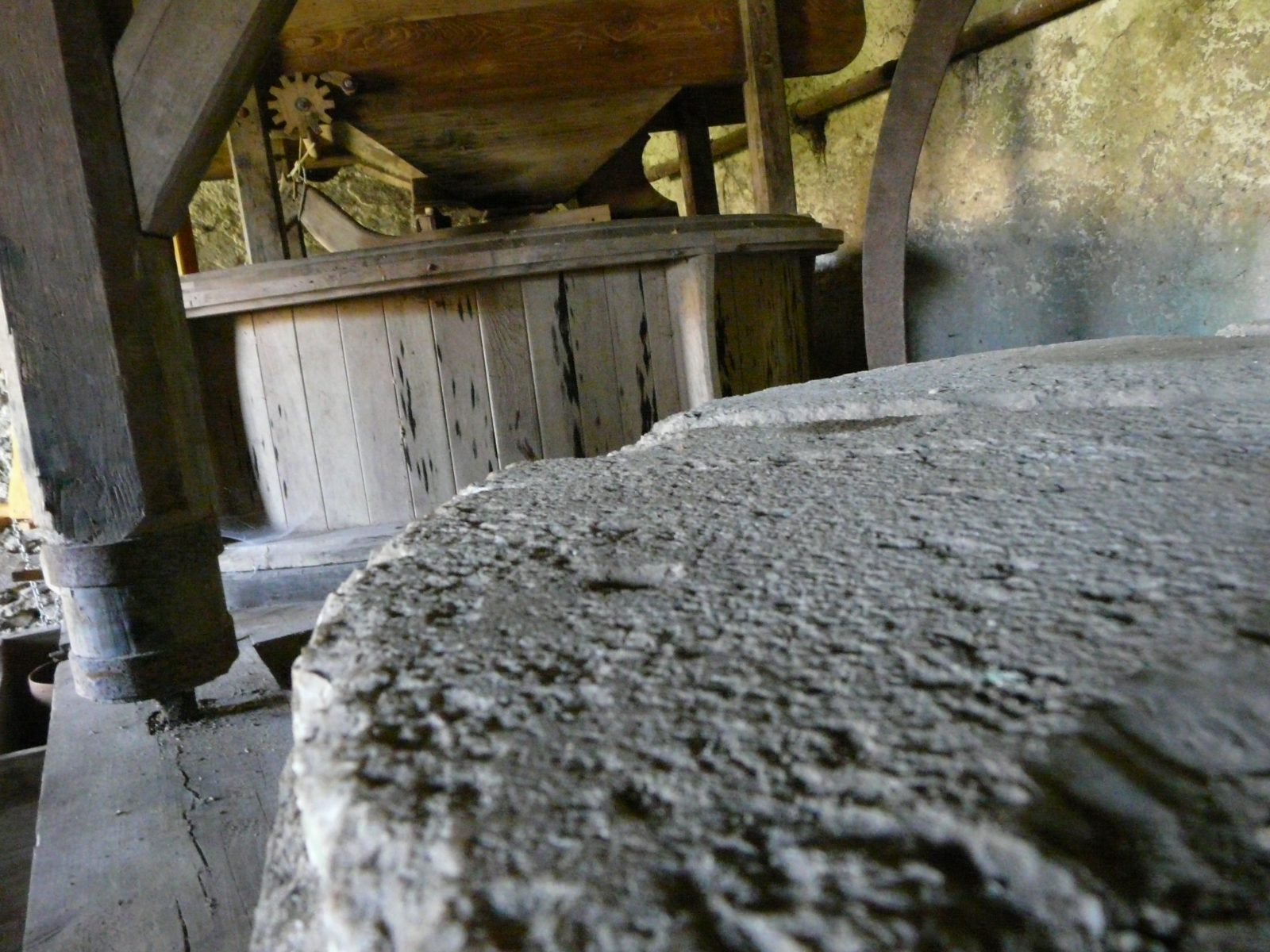 Moulin de Narulle (intérieur)