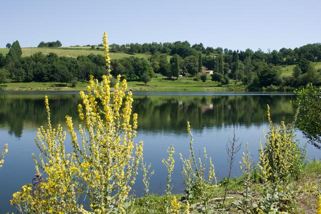 1 Lac de Razisse_Mont Roc