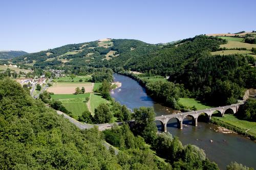 Vallée du Tarn – Pont de Villeneuve