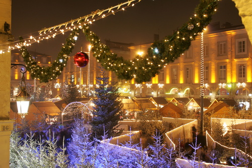 Marché de Noel de Castres