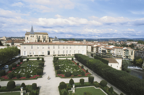 Jardins de l'Evêché