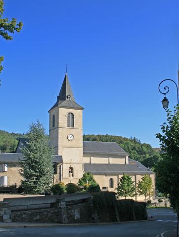 Eglise de 2_Lacaune les Bains