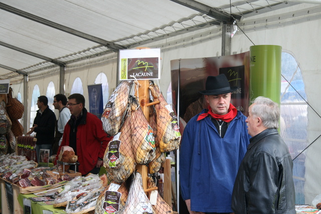 Fête de la charcuterie 2010 19_Lacaune les Bains