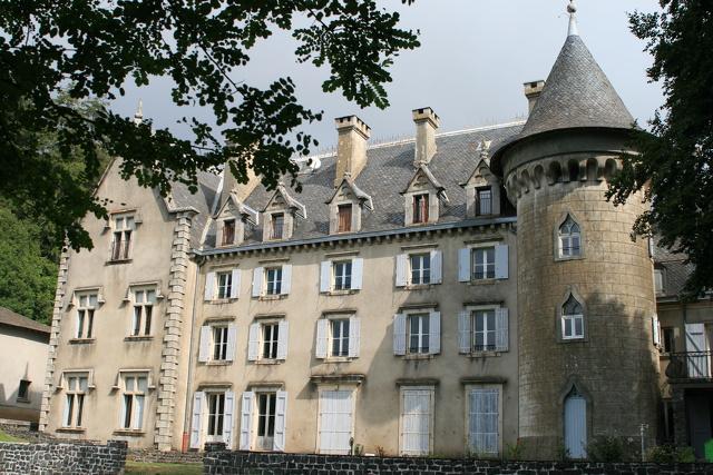 Château de Calmels 3_Lacaune les Bains