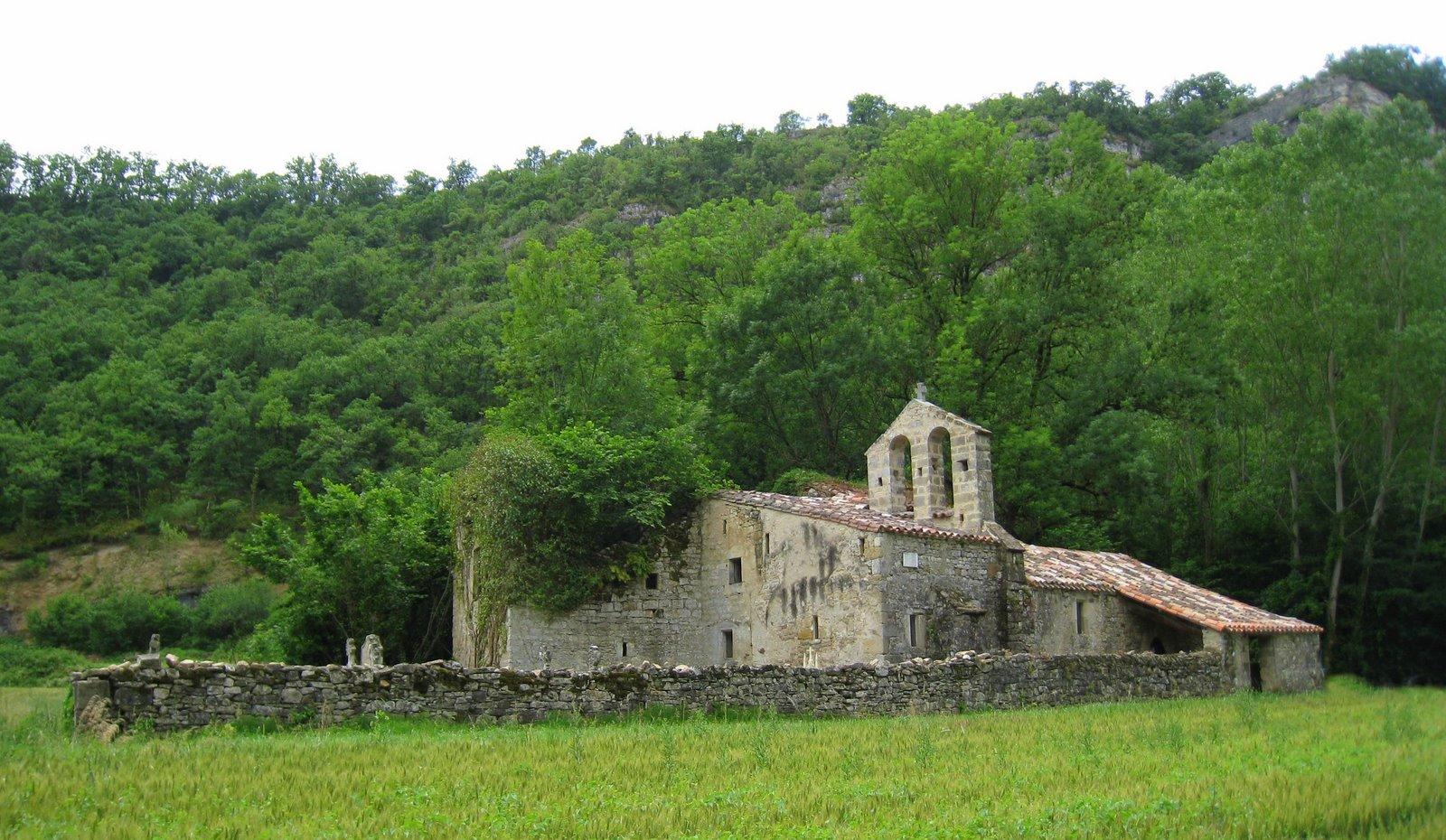 Chapelle de Larroque