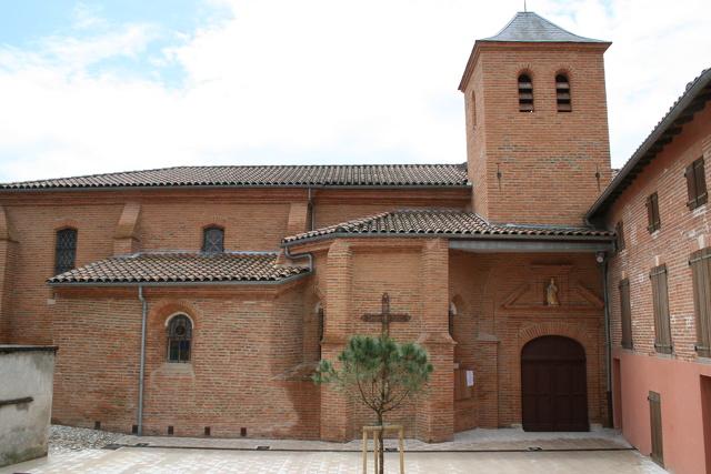Eglise St Pierre_ lescure d'albigeois