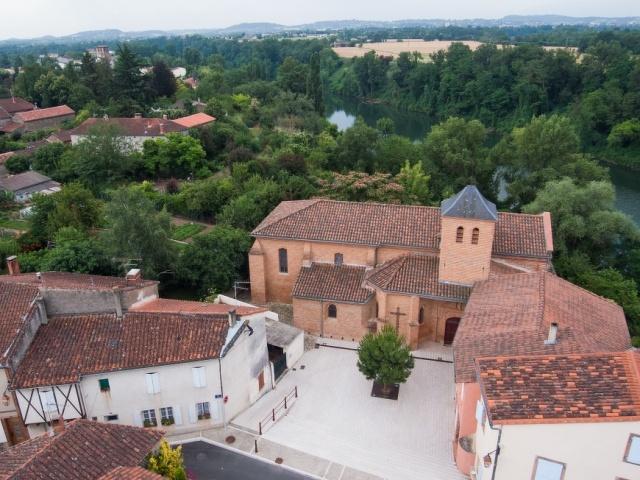 Eglise Saint-Pierre_ lescure d'albigeois