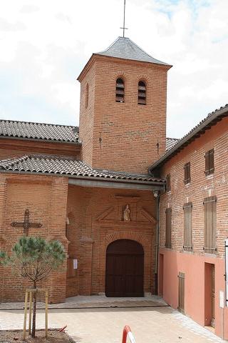 Eglise Saint-Pierre _ lescure d'albigeois
