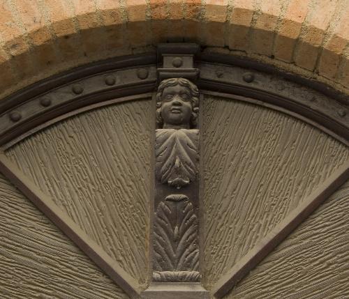 Détail architectural – Lavaur