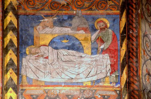 Rabastens -Peintures Eglise Notre Dame du Bourg
