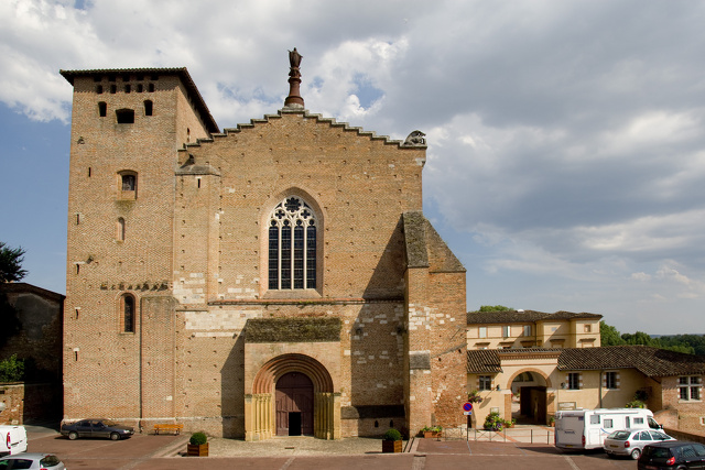 11 Abbaye Saint Michel_Gaillac