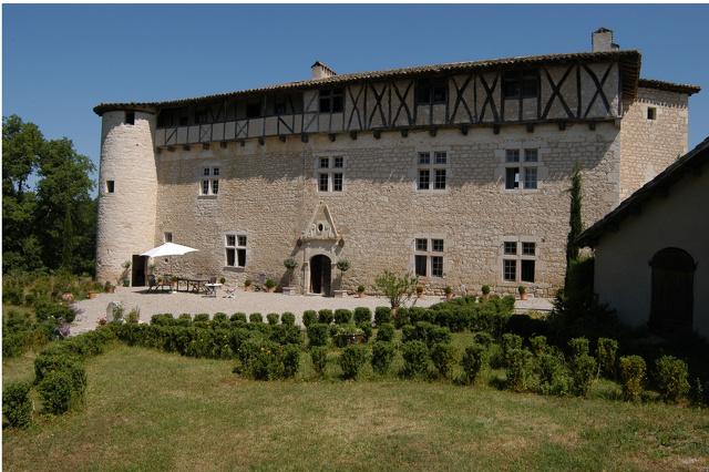 Château de Mayragues Castelnau de Montmiral