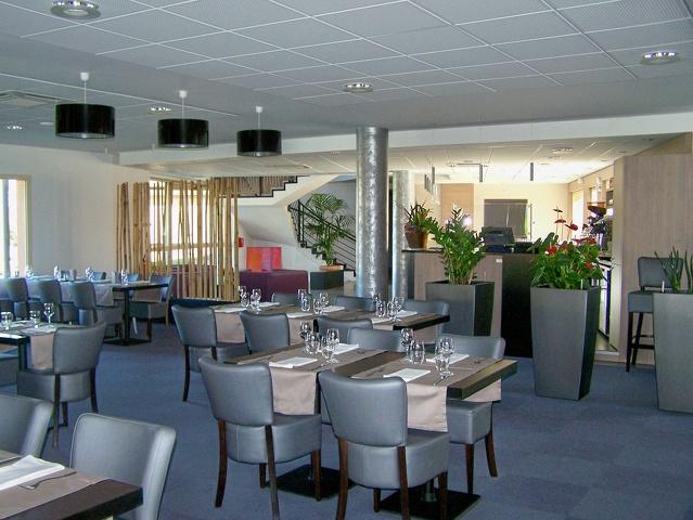 Hotel Caussea Salle restaurant_Castres