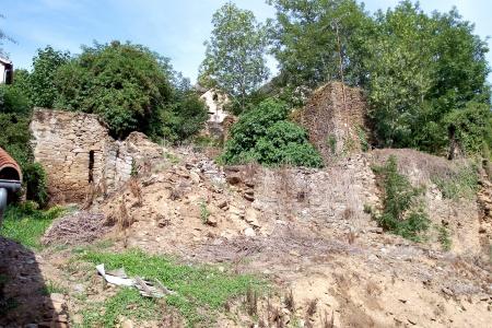 Lagarde Viaur, vestiges du système défensif médiéval