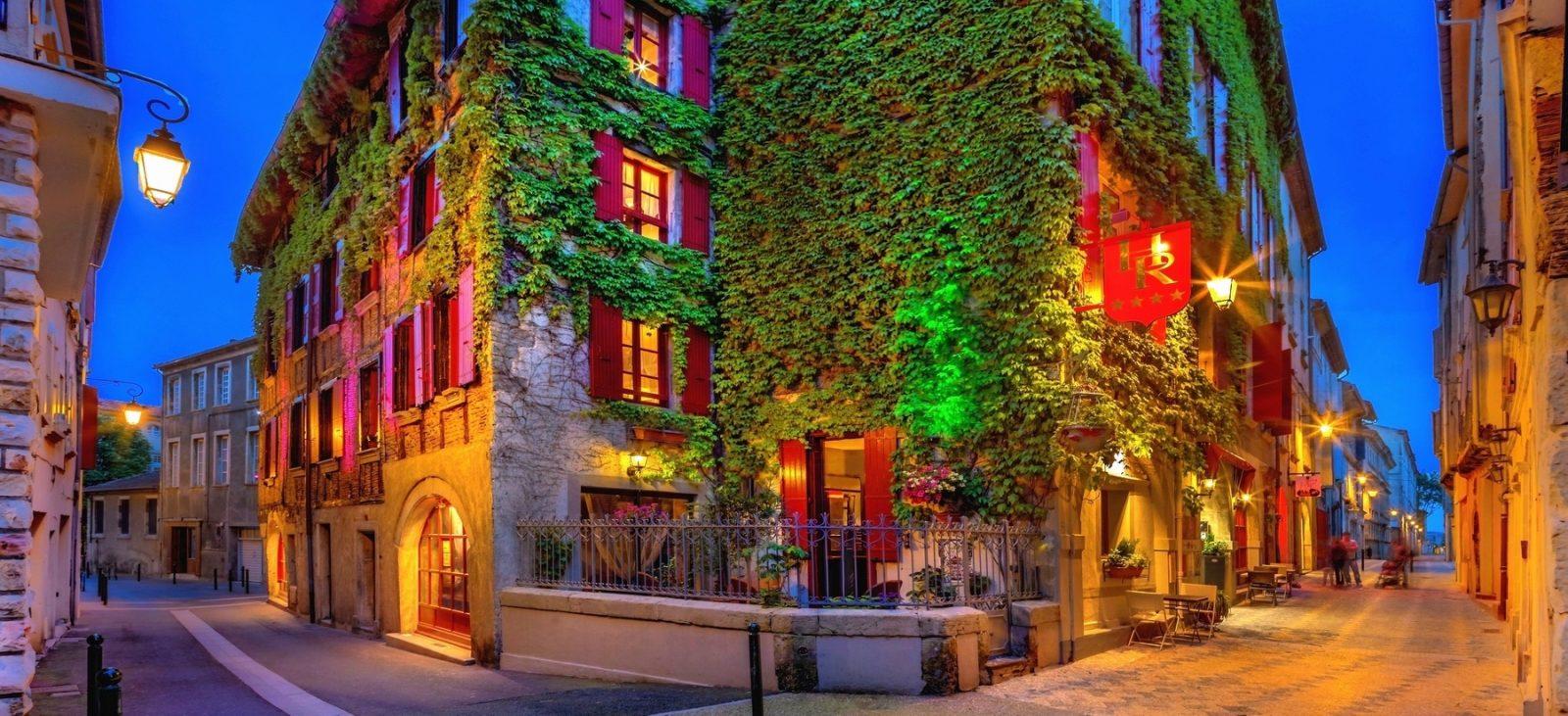 Hotel Renaissance Façade Extérieur