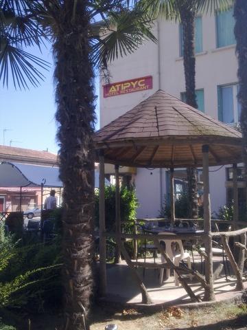 Hôtel Atipyc_Marssac sur Tarn