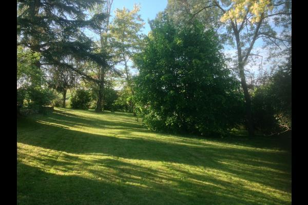 Jardin du Meublés et Gîtes Monestiés