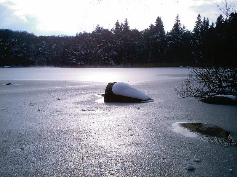 Vue du Lac du Merle