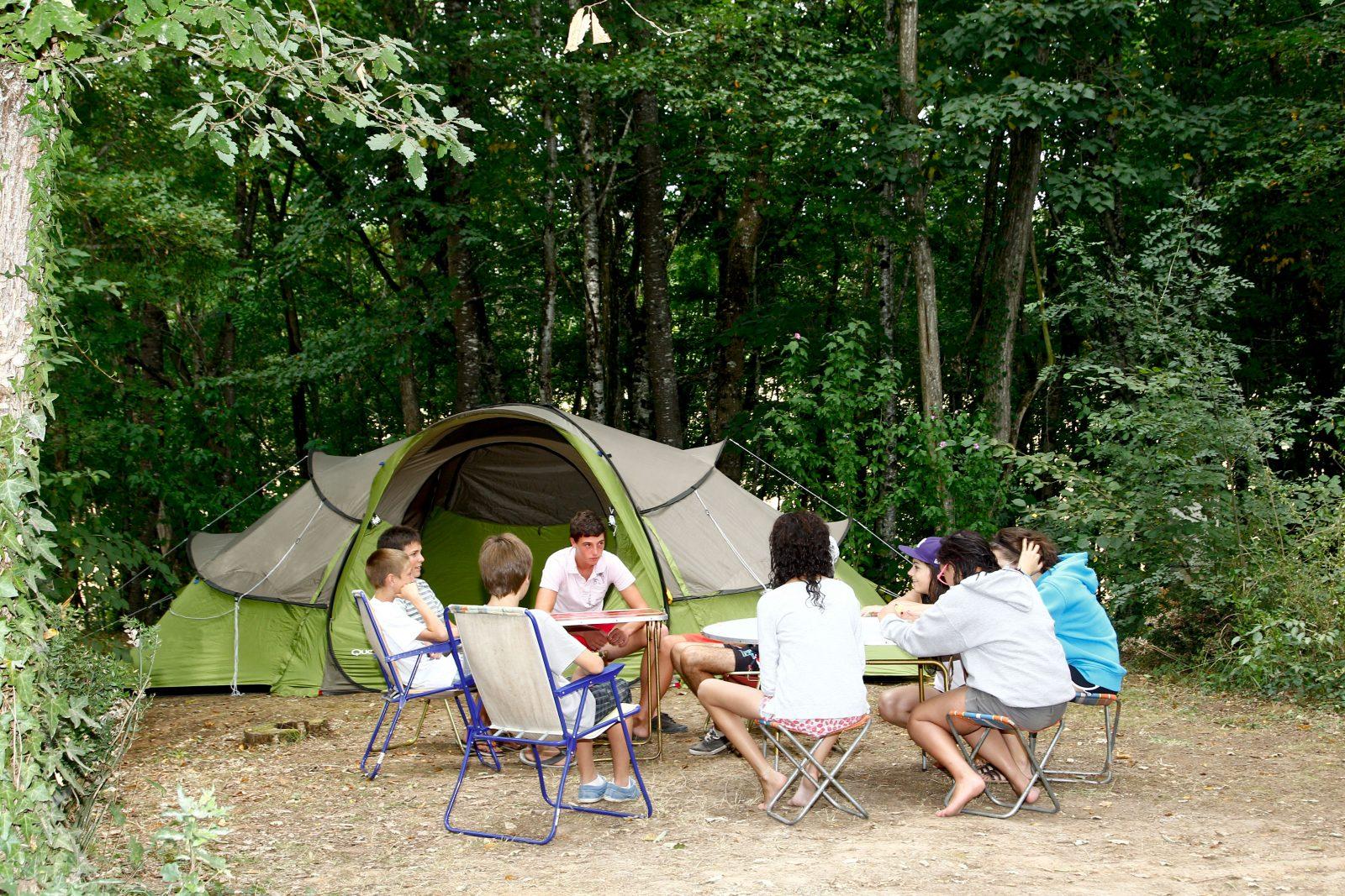 Camping du Chêne Vert