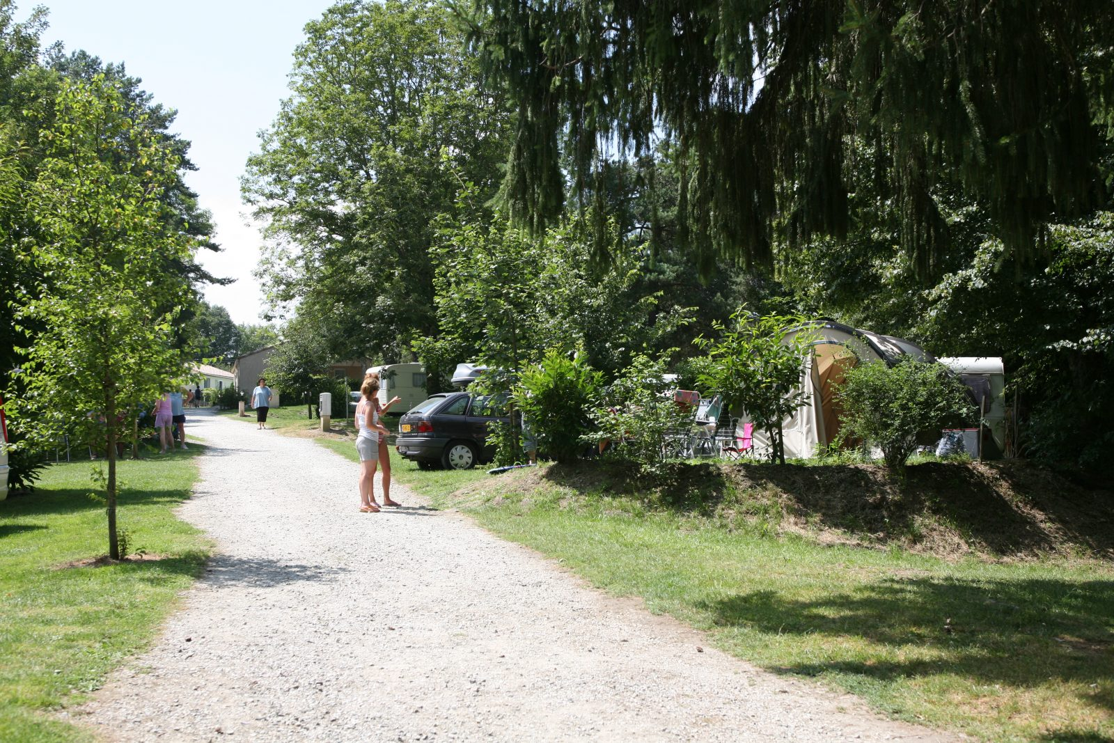Camping de la Rigole