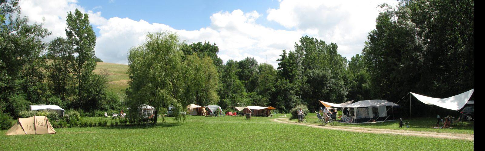 Camping La Sesquière – Centre Naturiste