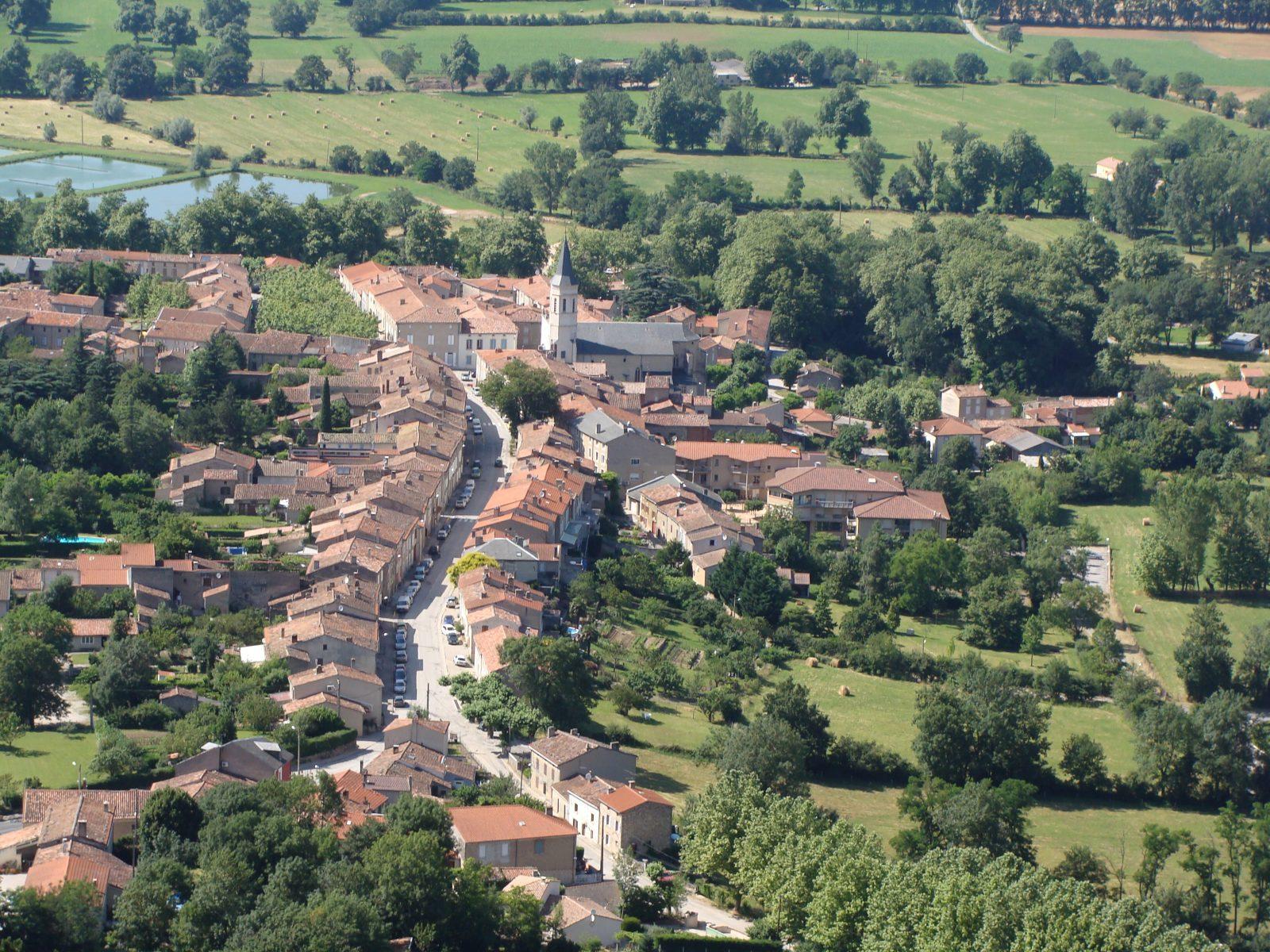 Village de Dourgne