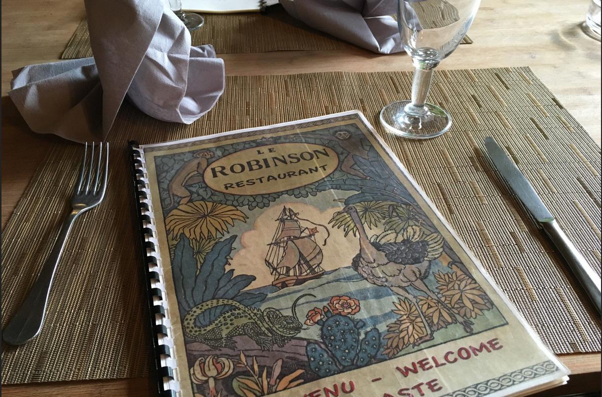 Restaurant le Robinson Albi