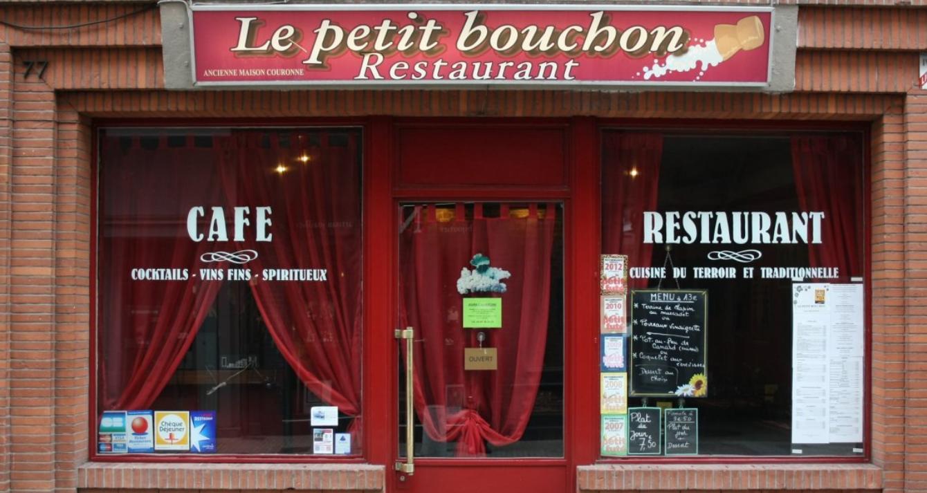 Rest le Petit Bouchon Albi